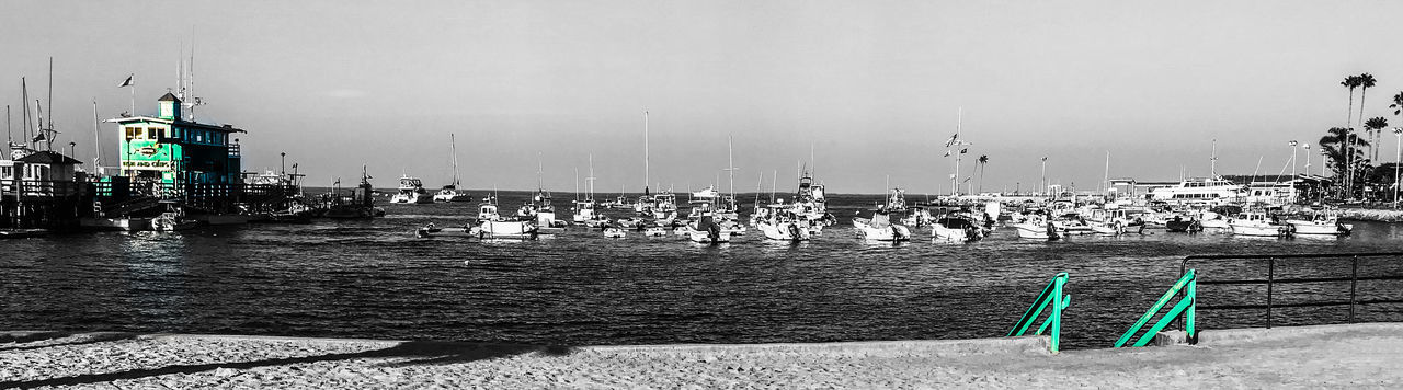Black & White Harbor Harbour Panorama Peaceful View Perspective Pier Avalon Beach Beauty In Nature Boats Building Exterior Built Structure Catalina Catalina Island  Day Green Pier No People Ocean Outdoors Peaceful Sand Sea Water Wharf