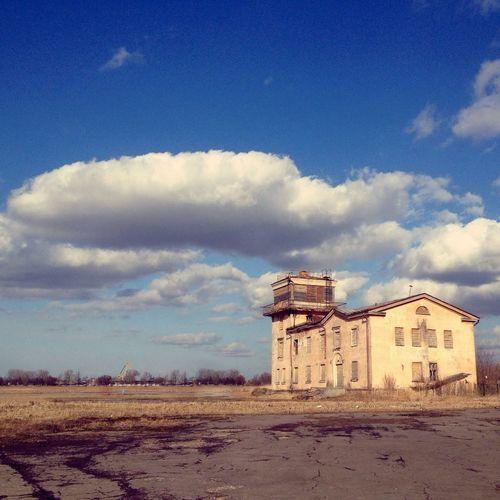 Sky Clouds And Sky Building Here Belongs To Me
