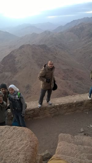Adventure Day Finding New Frontiers Hights Mountain Mountain Peak Mountains Mousa Mountain, Saint Catherine Nature Outdoors