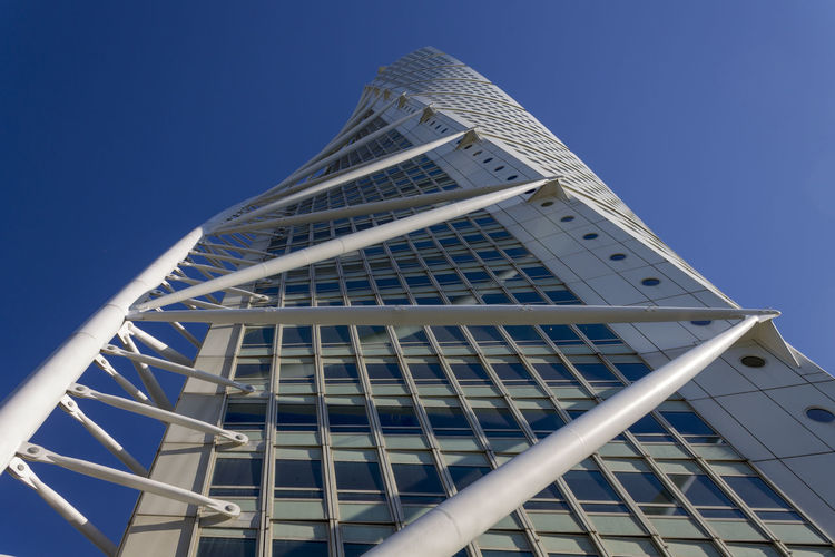 Turning Torso Turning Torso Architecture Building Exterior Built Structure Low Angle View Skyscraper Tall - High Tower The Architect - 2018 EyeEm Awards