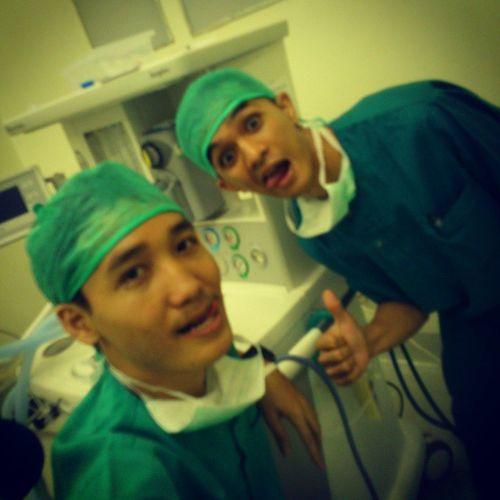 Narsis dulu sebelum operasi IBS Kompre 4