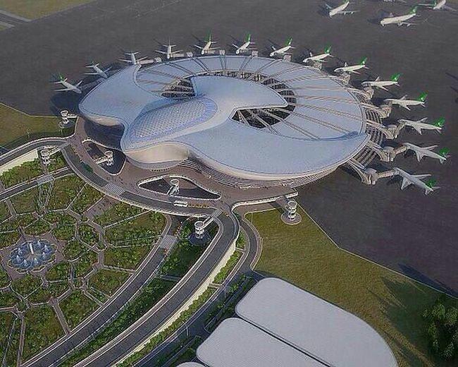 Новый Аэропорт в Турции