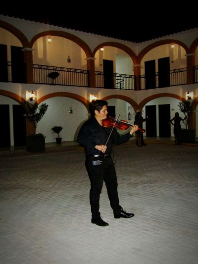 ARIEL NAVA 🎻🎼✔Musical Instrument Arch Arts Culture And Entertainment One Man Only Only Men Adults Only Music Standing One Person Full Length People Violin Adult Performance Musician Playing Travel Destinations Portrait Indoors  Violinist Architecture