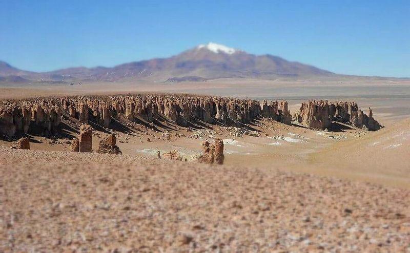Nature Landscape Desert No People Outdoors Scenics Beauty In Nature Mountain Sky Desert Atacama Atacama Desert