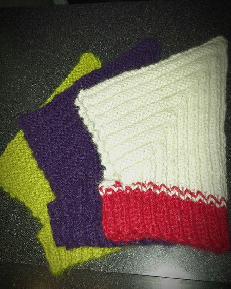 Strikking Knitting Stricken Pixie Hjemmelaget Lue Alpakka Dobbel 3,5 80masker