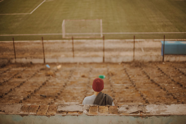 Absence Agriculture Ball Baseball - Sport Competition Day Focus On Foreground Match - Sport Nature No People Outdoors Playing Field Positive Emotion Red Soccer Sport Sports Equipment Stadium Success Team Sport Wood - Material The Portraitist - 2018 EyeEm Awards