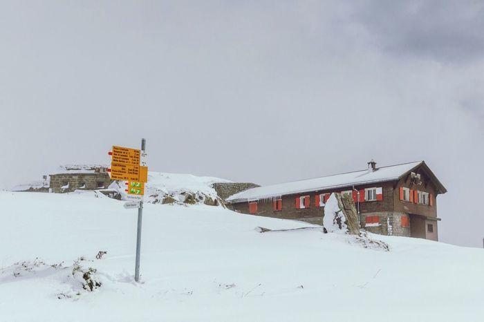 Gotthardpass 10.9.2017 Winter Snow Cold Temperature Weather Gotthardpass