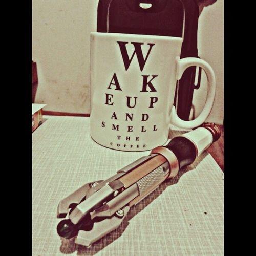 Good morning! Coffee Sonic Doctorwho Happinessinamug