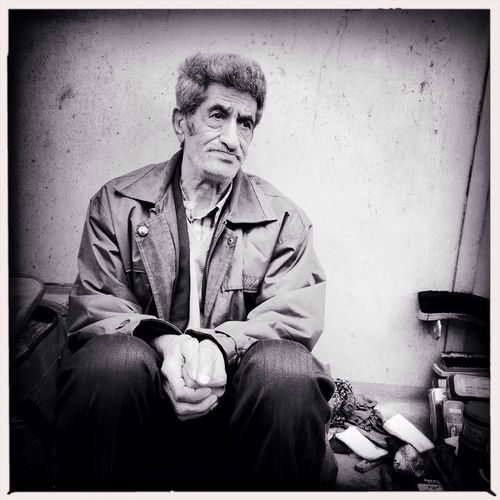 """Hope is a waking dream"" -Aristotle Streetphotography Streetphoto_bw Blackandwhite WeAreJuxt.com"