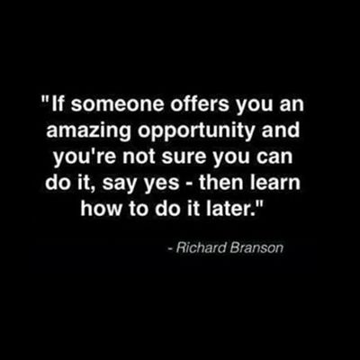 Want to do business with me? I'll take you. Be ready to learn. I'm game to teach. Don't be that guy or gal that misses out. Branson Opportunity Sayyes SeanKnows let'sdothis