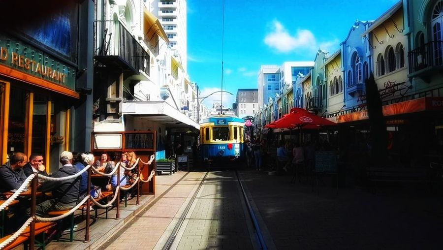 Tram Tram City