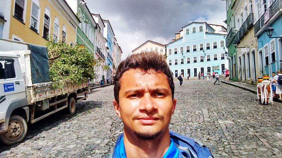 Salvador Bahia/brazil Pelourinho Michaeljackson Mochilando