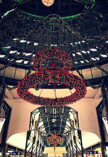 Holiday Holidayseason Christmas Lights Christmastime Christmas Decorations Christmas Ornament Chrismas Time Mall Deutschland Inside Shoppingmall Chrismas Lights Chrismasiscoming Chrismas2016