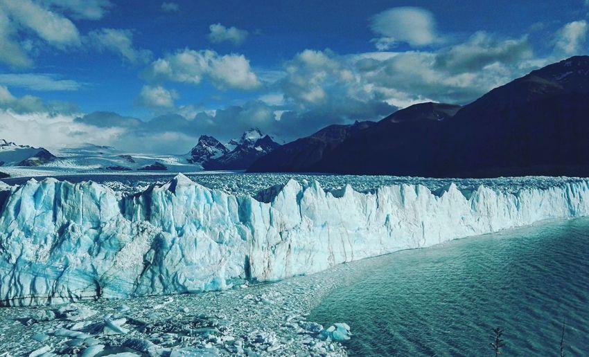 Glaciar Glacier