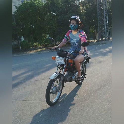Tadahhhhhhhh :3 đi biện đi biện!!! :3 Này thì winido. Này thì tay côn. Này thì bánh flan vô dụng. Winnido Honda Girlincolors Rider buoncuoivatva QuangNgai VietNam