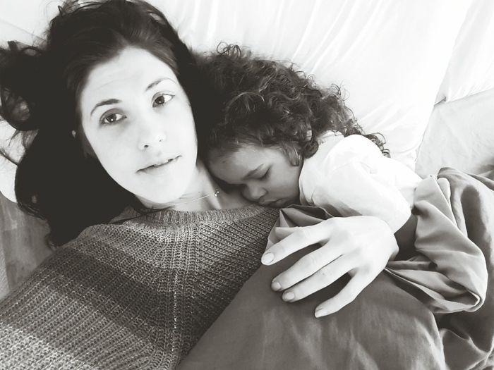 Snuggles Cuddling Sick :( Rest Bed Warm Nap My Babyboy❤ Sweet Dreams 2017