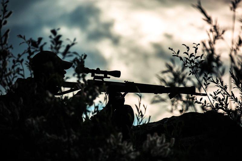 Sniper in the