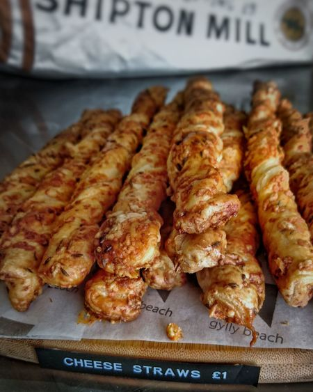 Cheese straws Food And Drink Cheesestraws