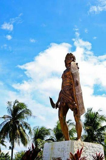 Lapulapu Cebu City Eye4photography  Philippines Travel Adventure Exploring History Monuments Taking Photos