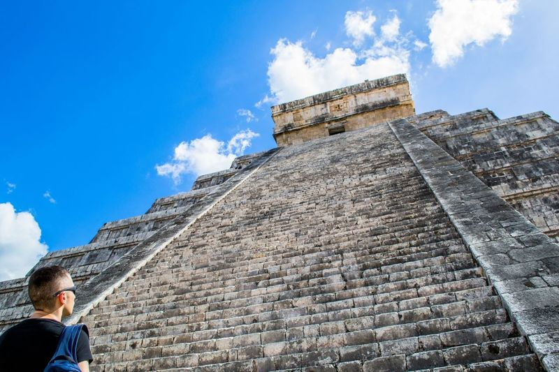 Chichen Itza Stairs Attraction Chichen Itza Friendlylocalguides Holidays Mexico National Landmark Things To Do Vacation What To See In Mexico Where To Go Wonder Of The World