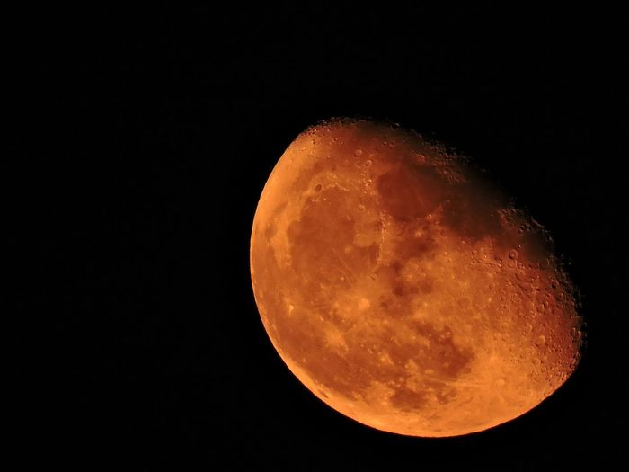 Orange By Motorola Luna Moon
