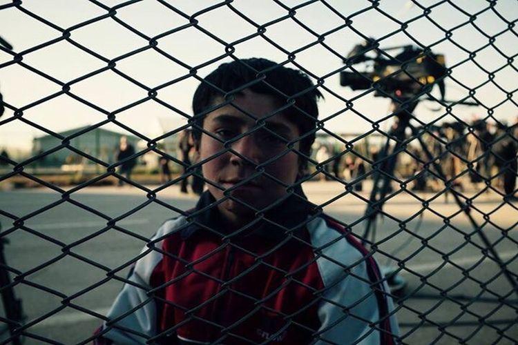War Portrait Lonley Refugees Refugeecamp