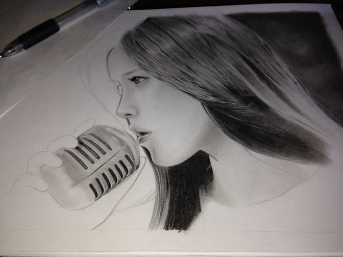 Art, Drawing, Creativity Art Hyomin T-ara