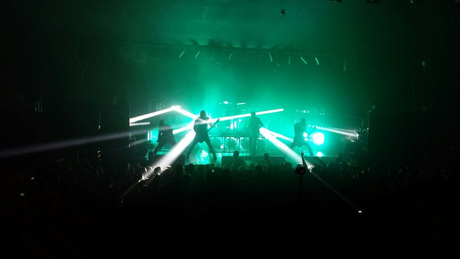 Poland Concert In Flames Rock Kraków, Poland Krakow Poland