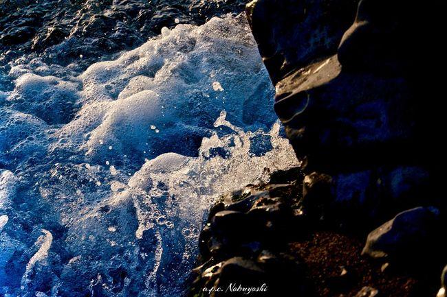 飛沫 Fujifilm Japan Sea Warter 福井 Fukui Nature 波 Waves Fujifilm X-E2