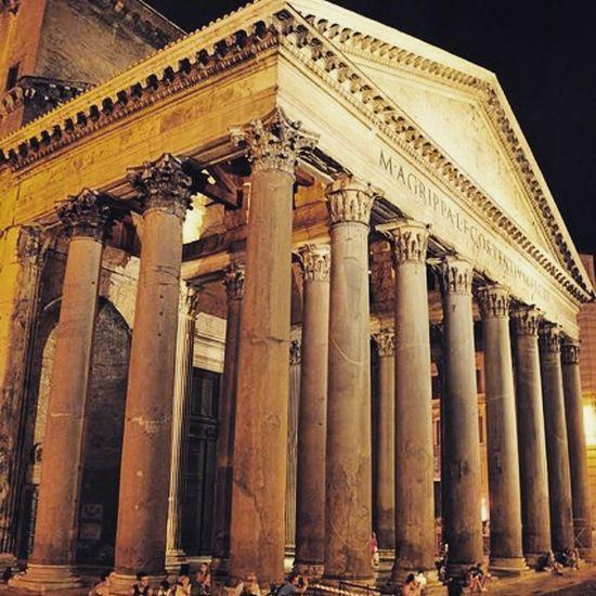 Pantheon, Rome-italy 😉😍👍 Awesome_shots Awsomenature Amazing_captures Amazing Places To See Beautiful City Best View Eyem Best Shot EyeEm Best Shots Rome Italy Rome, Italy
