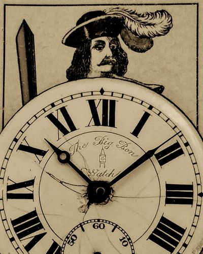 Clock Time Clock Face Minute Hand Roman Numeral Hour Hand Day Old Photo Vintage Oddity Oddities Photo Photograph Curiosity Mysterious Antique Old Antique Photography Eccentric No People Close-up