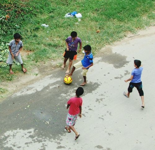Sound Of Life Children Playing Football Happiness ♡ Full Of Life Full Of Energy Childhood Memories Sound Of Freedom Living Life