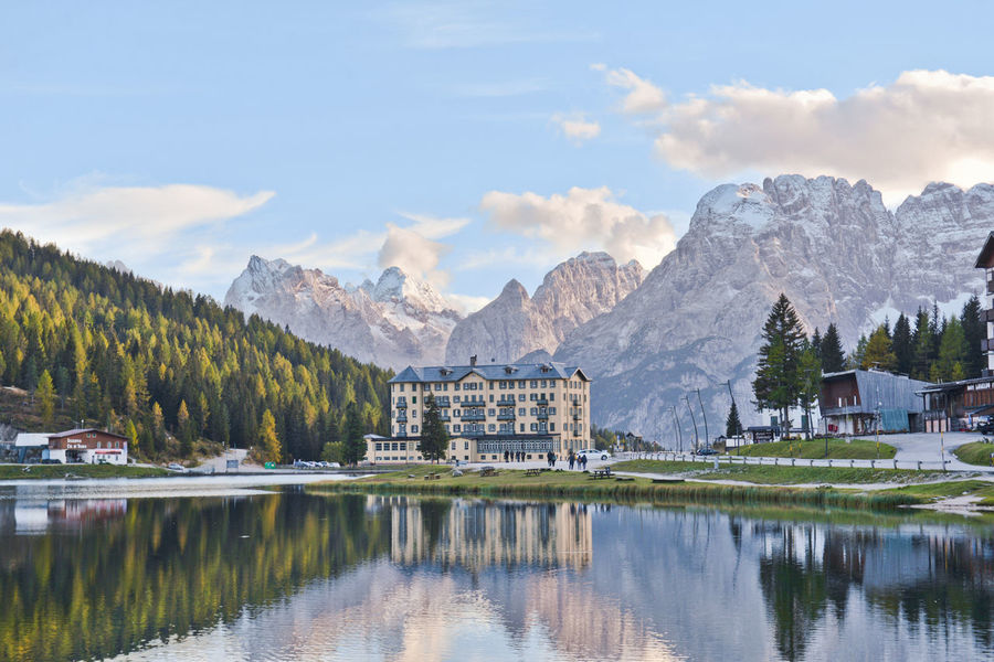 Afventure Beautiful Beauty In Nature Clouds Cloudy Cortina D'Ampezzo Dolomites Dolomites, Italy Dolomiti Dolomities Forrest Green Hi Hiking Italy Lago Di Misurina Misurina Mountain Mountains My Year My View The Great Outdoors - 2017 EyeEm Awards