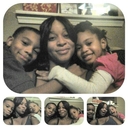 Precious Moments With My Babies