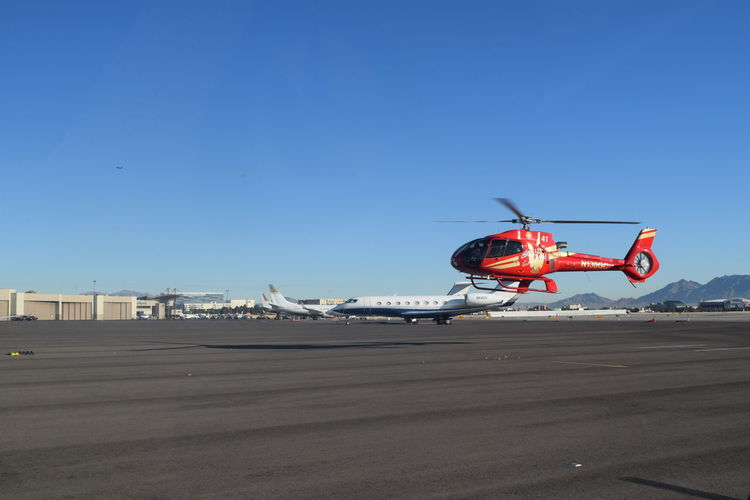 Airport Fly Flying Helicopter Hovering Las Vegas Off The Ground Vegas