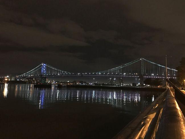 Suspension Bridge Bridge