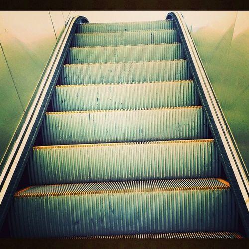 Escalator Metro DC