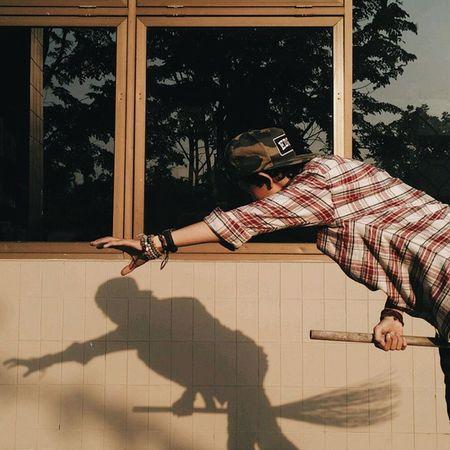 """Catch me if you can! ___________________________________ Halo semua user @instagram dimanapun kelen berada. Kami dari Mata Ponsel regional Medan kembali mengadakan SOR (Sekali uplOad Rame-rame) MP_Medan dengan tema """"Shadow"""" Taken using : Mi4i Edit by : VSCO Mataponsel Mp_medan Sor_mp_medan_014 Lets Fun With Our Phone"""