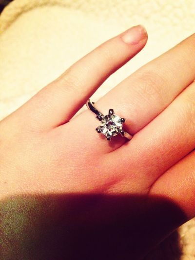 He Proposed<3