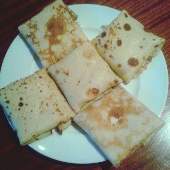 Ramdhan Foods crèpe salé