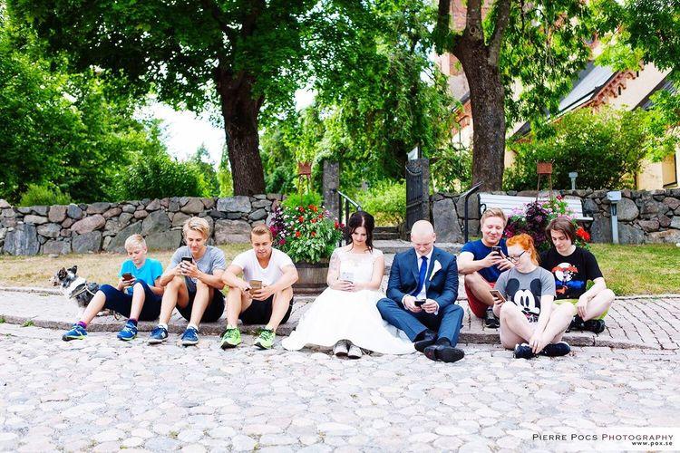 Wedding @ Pokestop Wedding Photography Pokestop