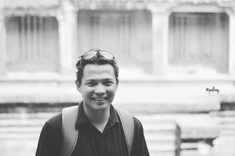 At cambodia