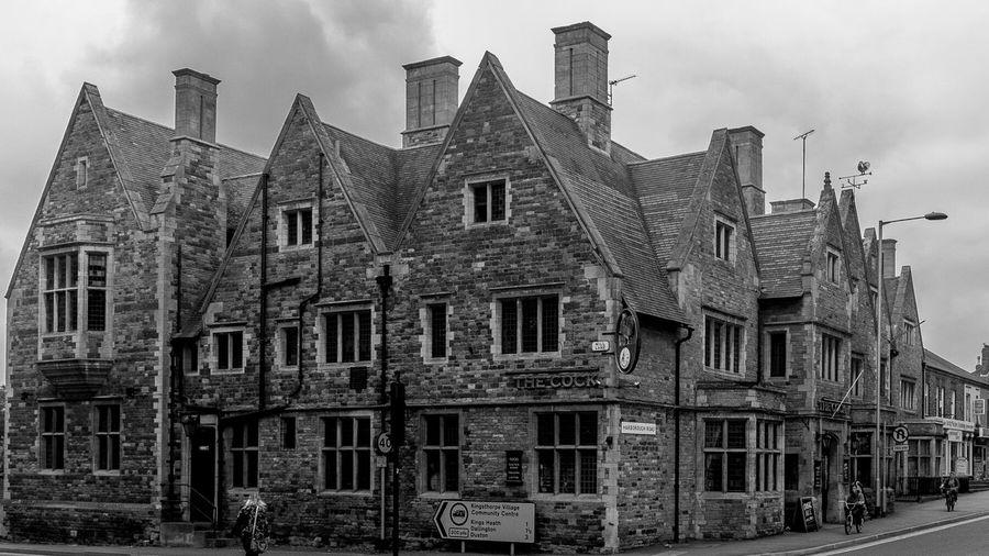 The Cock Hotel, Kingsthorpe, Northampton Northampton Northampton Pubs Architecture Black And White