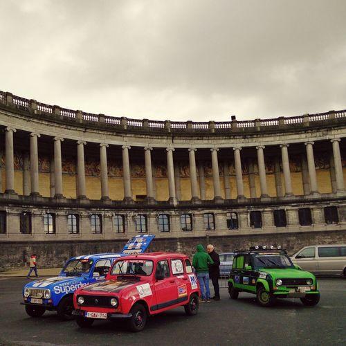Renault 4L Trophy Cars Car Vintage Cars Renault4l 4LTROPHY