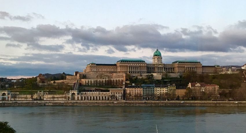 Budapest, Hungary River Side River View Landscape Architecture