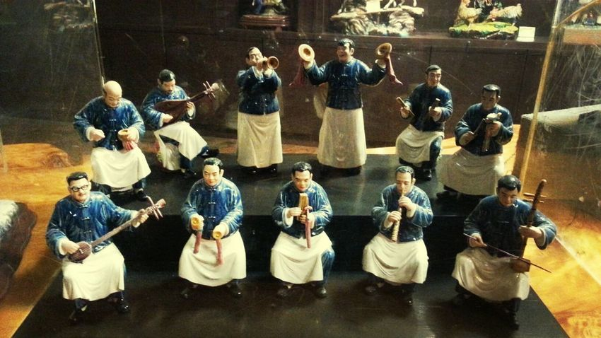 交趾陶 The Story Behind The Picture Art Taiwan Ancient Culture Amazing Taiwan