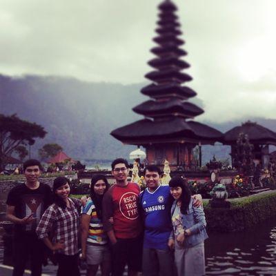 Bedugul INDONESIA Instagram Cloudy BitzArt