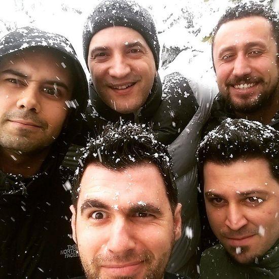 Maskeli Besler... Istanbul Turkcell Maltepe Selfie ozcekim nefsisuret ben me openedit thatsme winter snow letitsnow Ben Me ThatsMe