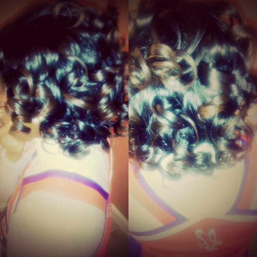 did shamere's hair...