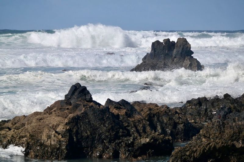 Sea Rock - Object Rock Formation Nature Rock Wave Beauty In Nature